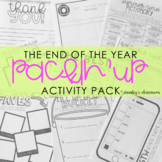 The End of the Year - Packin' Up - Activity Pack