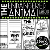 Endangered Animal Lapbook