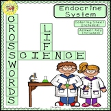 Endocrine System Crossword Puzzle
