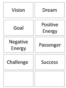The Energy Bus Activities