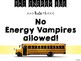 The Energy Bus Rules FREEBIE