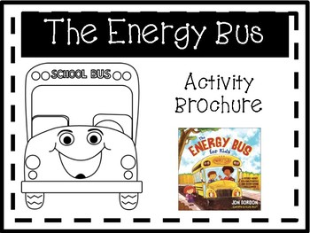 The Energy Bus for Kids Activity Brochure