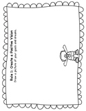 The Energy Bus for Kids Class Rules Kindergarten Worksheet