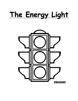 The Energy Light Social Story