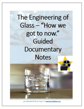 """The Engineering of """"Glass"""" - Guided Movie Notes"""