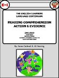 The English Learners Language Continuum (Reading Comprehension)
