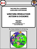 The English Learners Language Continuum (Writing Production)