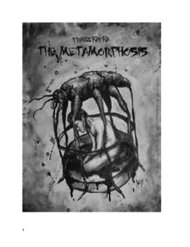 Unit & Guide to The Metamorphosis (Franz Kafka) -- notes, quizzes, GO's & exam