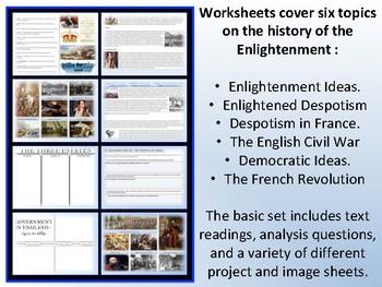 french revolution enlightenment ideas