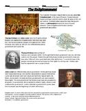 The Enlightenment - Great Thinkers, Locke, Hobbes, Baron de Montesquieu