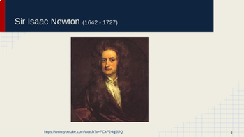 The Enlightenment - Isaac Newton and Rene Descartes
