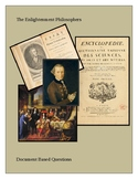 The Enlightenment Philosophers: Document Based Questions