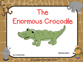 The Enormous Crocodile ~  34 pgs. Common Core Activities