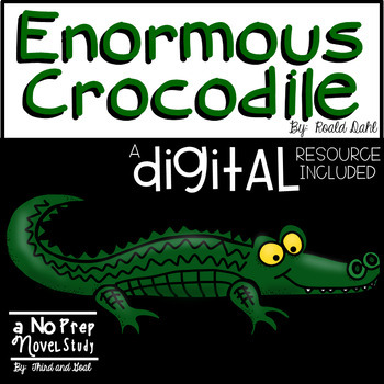 Enormous Crocodile Pdf