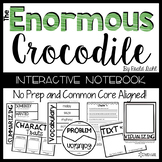 The Enormous Crocodile:  Reading Response Activities