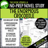 The Enormous Crocodile Novel Study