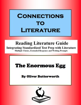 The Enormous Egg-Reading Literature Guide