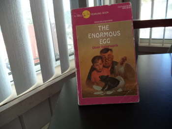 The Enormous Egg ISBN 0-440-72337-X