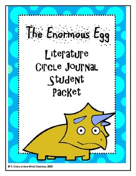 The Enormous Egg Literature Circle Student Packet