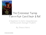 The Enormous Turnip Fan & Pick Cards (Trophies 2nd grade)