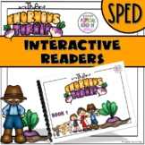 Adapted Books for Special Education: The Enormous Turnip