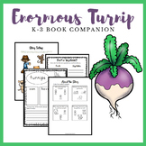 The Enormous Turnip Printable Activities