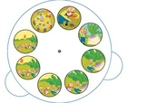 The Enormous Turnip Story Wheel