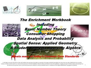 The Enrichment Workbook
