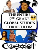 The Entire Global Studies (9th Grade) Curriculum