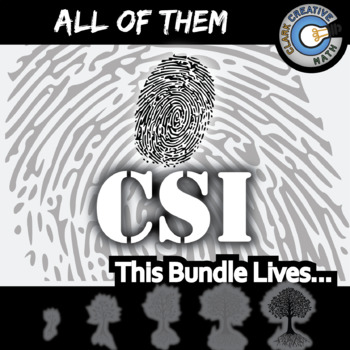 CSI Projects! The Entire Series!
