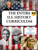 The Entire U.S. History Curriculum