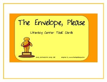 The Envelope, Please