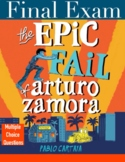 The Epic Fail of Arturo Zamora Final Exam (Answer KEY Included)