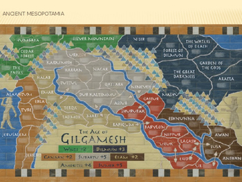 The Epic of Gilgamesh Vs. The Old Testament Powerpoint