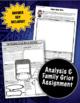 The Epic of Sundiata Close Reading, Graphic Organizer & Fa