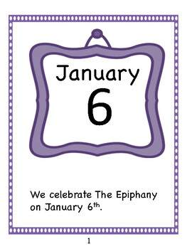 The Epiphany Big Book