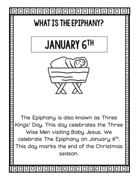 The Epiphany Kings' Day