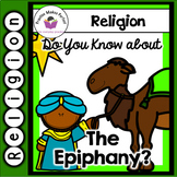 #hotwinter The Epiphany Lapbook