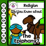 The Epiphany Lapbook