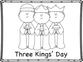 epiphany coloring pages free-#34