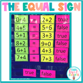 The Equal Sign - Pocket Chart Activities to Help Build an