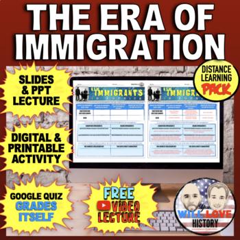 The Era of Immigration Bundle