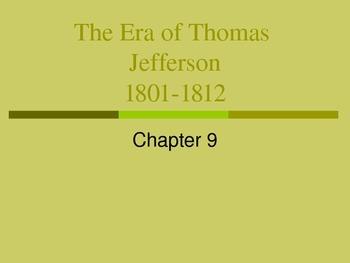 The Era of Jefferson