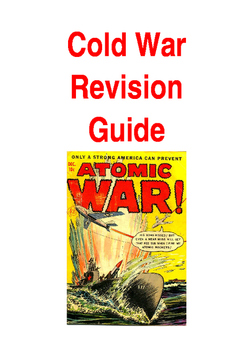 The Era of the Cold War 1943-1991 Revision Booklet