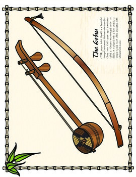 The Erhu – Chinese Violin (Instruments From Around The World)