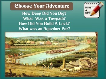 The Erie Canal and You