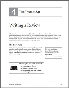 The Essay Workbook