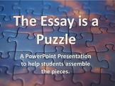 Writing the Essay 101: Essay Writing Basics & Structure -P