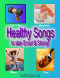 Healthy Songs to Stay Smart & Strong by Steven Traugh
