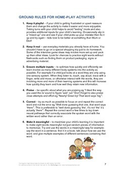 The Essential Sight Words Guide for Parents